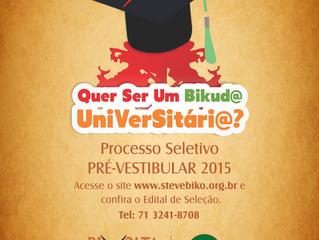 Processo Seletivo para o Pré-vestibular 2015.