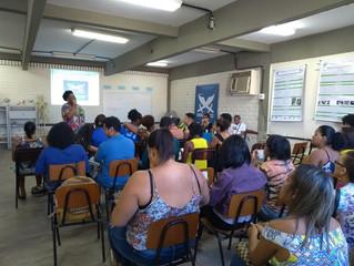 Alunos do OGUNTEC colocarão em prática projetos socioambientais pensados para o Garcia!