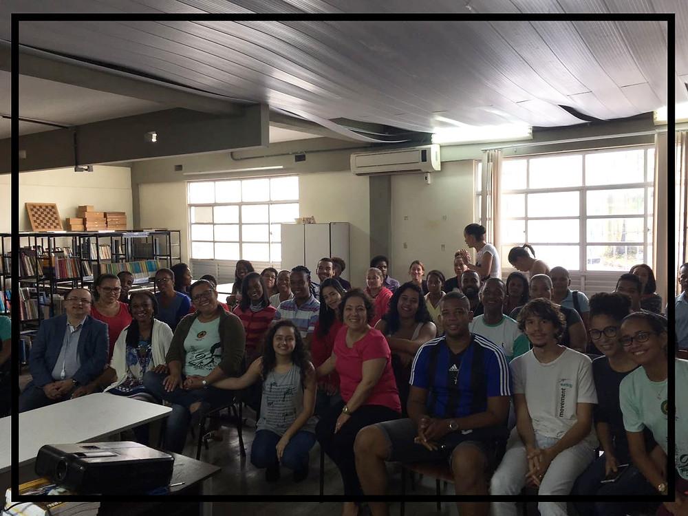 Estudantes do Oguntec 2017