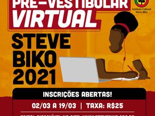 Pré-vestibular 2021: inscrições abertas