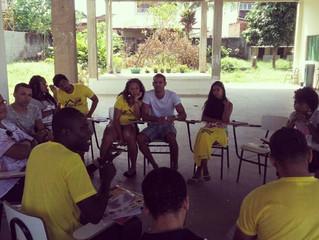 Instituto Steve Biko, referência para Quilombos Educacionais na Bahia!
