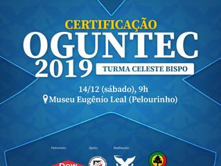 #Oguntec - Turma Celeste Bispo se forma neste sábado (14)!