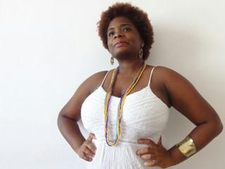 Escritora Vânia Melo estará na Trilha Ancestral no Parque São Bartolomeu