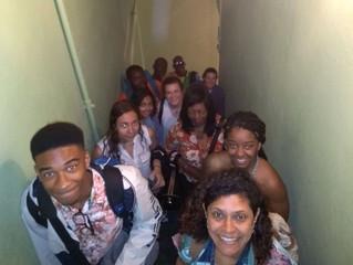 Programa de Intercâmbio 2018 traz alunos da Wheelock College (EUA) para Instituto Steve Biko!
