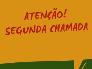 #SaiuASegundaChamada