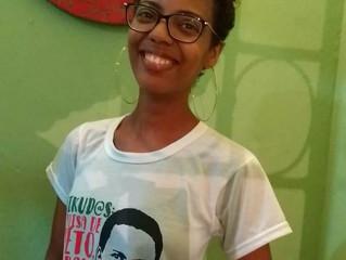 Jéssica Magalhães, uma bikuda na Geografia com superação e consciência negra!