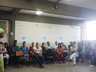 Alunos do Oguntec pensarão soluções socioambientais para o bairro do Garcia