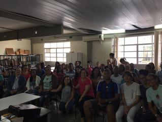 #OGUNTEC - Estudantes e Tutores iniciam diálogos sobre Desafios