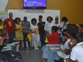 Núcleo de Serviço Social na Biko realiza encontro com ex-alunos e Turma 2018 do Pré-Vestibular!