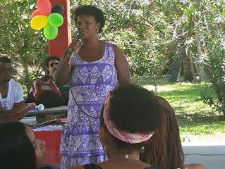 Doação para o Quilombo Ilha é anunciado durante Aula Inaugural.