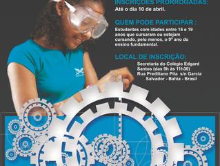 INSCRIÇÕES PRORROGADAS - Processo Seletivo 2015 - OGUNTEC