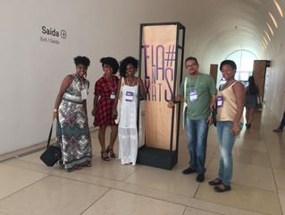 Representantes da Biko participam do 1ª Seminário Elas nas Exatas, no Rio!