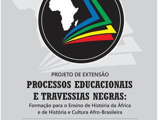 """Projeto """"Processos Educacionais e Travessias Negras"""" recomeça na Biko"""
