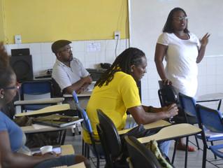 Instituto Steve Biko realiza curso de extensão em História e Cultura Afro-Brasileira e Africana