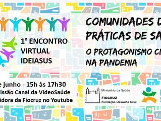 Projeto Biko na Cabeça será apresentado em Seminário da Fiocruz