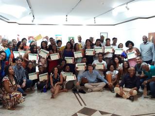 Instituto Steve Biko forma Turma 2019 do projeto Oguntec!