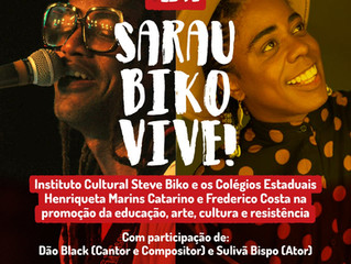 Sarau Biko Vive!