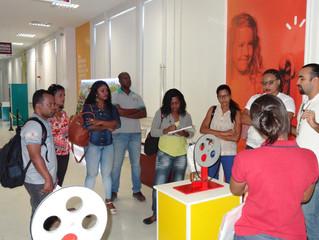 Oguntec leva Ciência, Empreendedorismo e mudança social ao Garcia!
