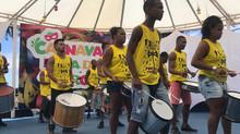 #Carnaval2020 - Instituto Steve Biko levou a luta antiracista à Mudança do Garcia