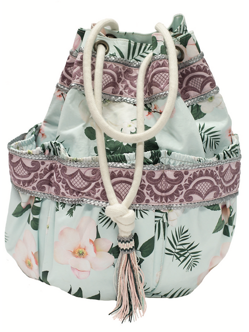 Aurora Bag 'Camelia' by Agua Bendita