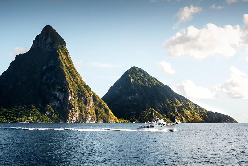 Saint Lucia Island