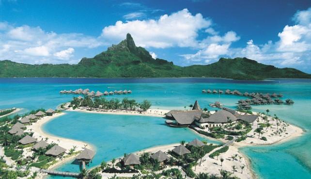 Tahiti Island , French Polynesia