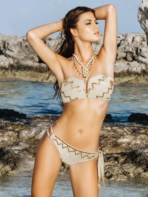Shine Top & Bikini Set 'Inspire' by Paradizia