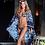 Thumbnail: Lolita Top & Alegria Bikini Set 'Skyflower' by Agua Bendita