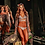 Thumbnail: Matilda Top & Lola Bikini Set 'Python' by Agua Bendita
