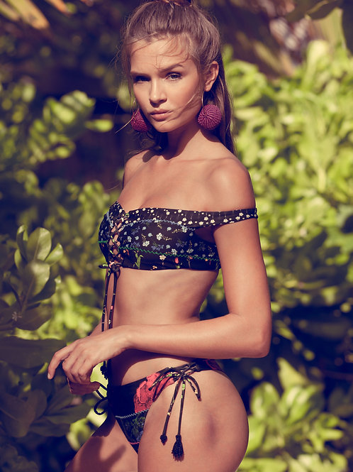 Elena Top & Gigi Bikini Set 'Rainforest' by Agua Bendita