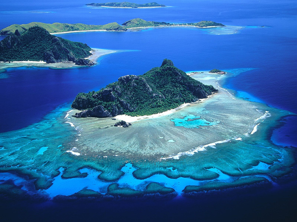 Monuriki is a part of the most beautiful island of the Fijian archipelago- Mamanucas.