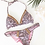 Thumbnail: Lolita Top & Emma Bikini Set 'Python' by Agua Bendita