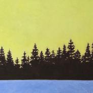 'Old Brockway at Night'