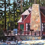 'Old Tahoe Cabin'
