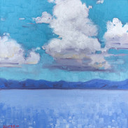 'Summer Clouds, Some Are Not'