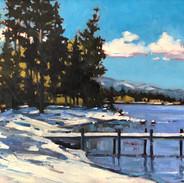 'Winter, Westshore'