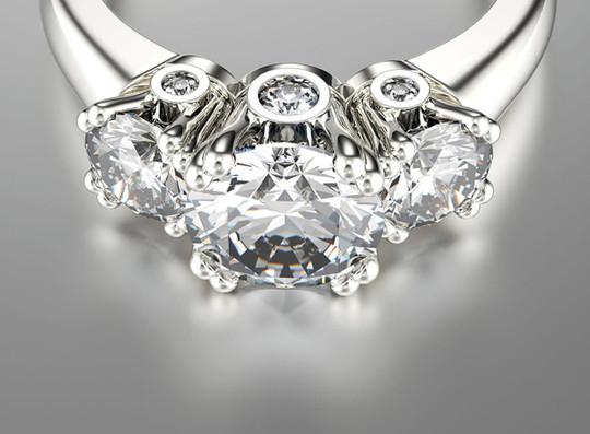 Cher bijoutier, comment faites-vous pour que l'argent située dans vos présentoirs conserve un tel éc