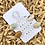 Thumbnail: Natural Gemstone Amazonite Hair Grips - Reiki Blessed