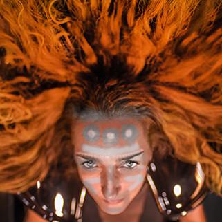 Zoe's hair