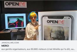 Mon Expo au Salon de la Photo