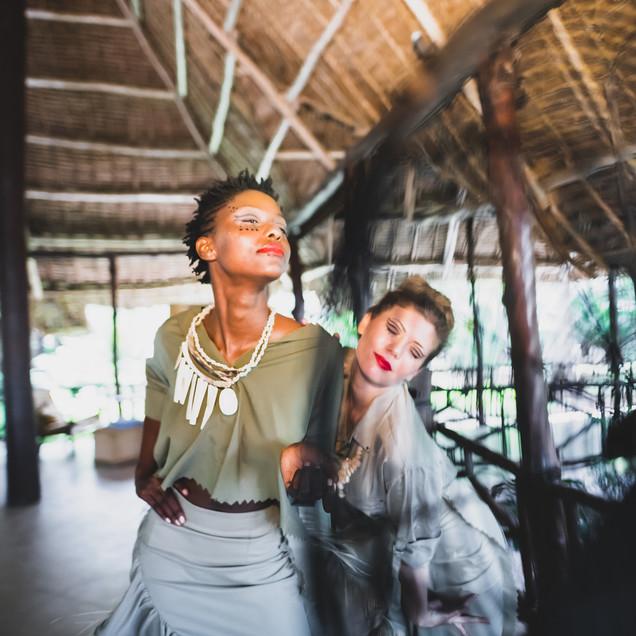 Girls from Zanzibar