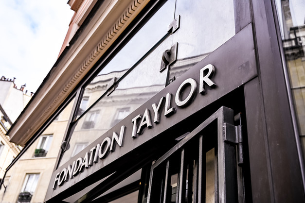 Sylvie Malys expose Fondation Taylor-1-2