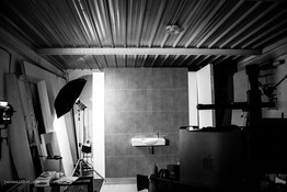 A day in a life (in a great friend's Professionnal Photo Studio)