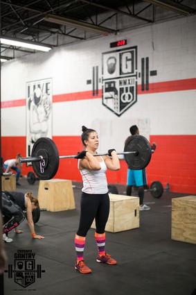 CrossFit Gantry