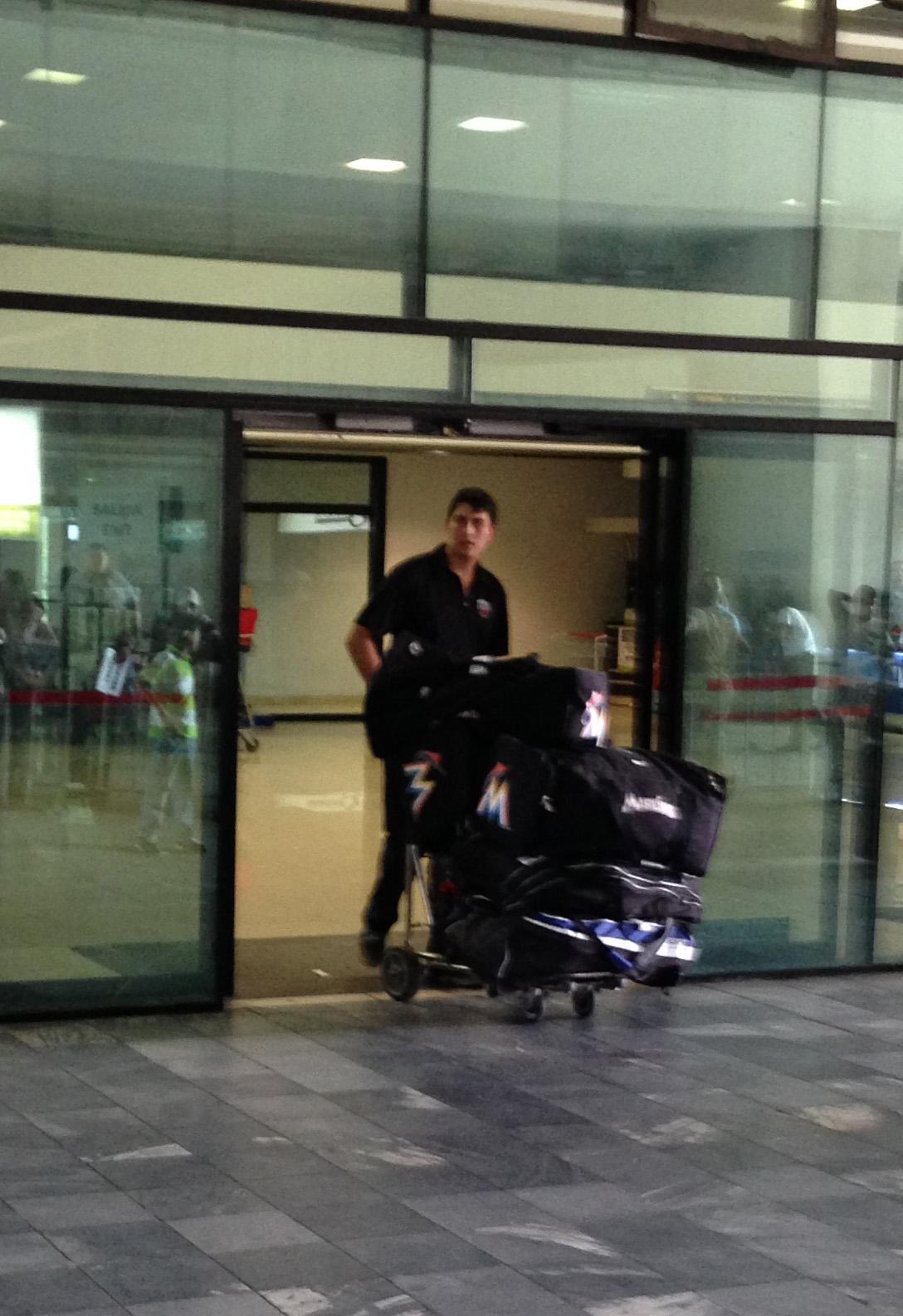 josh airport