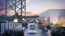 Rooftop Amenity Space