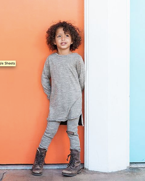 Kids Knit Wear