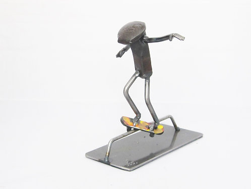 Skate Boarding Rail