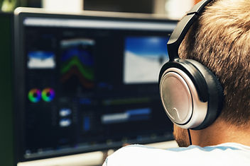Bearbeiten mit Kopfhörern