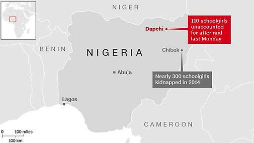 Dapchi Chibok on Nigeria Map.jpg